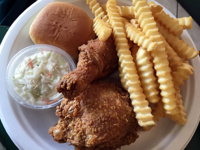 Take the Milwaukee challenge: Champion vs. Gold Rush fried chicken