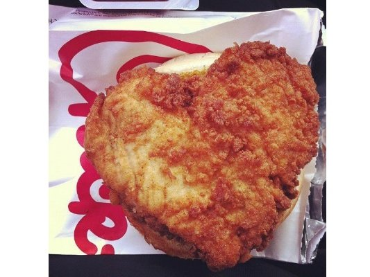 I support equal rights and same-sex marriage. I also support chicken.