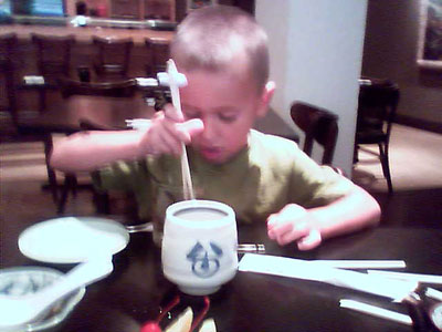 Who knew chopsticks could be so much fun?