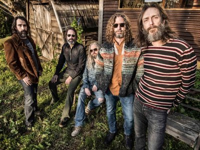 Chris Robinson talks leaving The Black Crowes and being truly happy