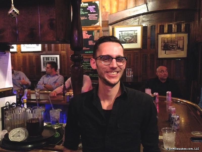 Featured bartender: Swingin\u0027 Door Exchange\u0027s Chris Clausen - OnMilwaukee
