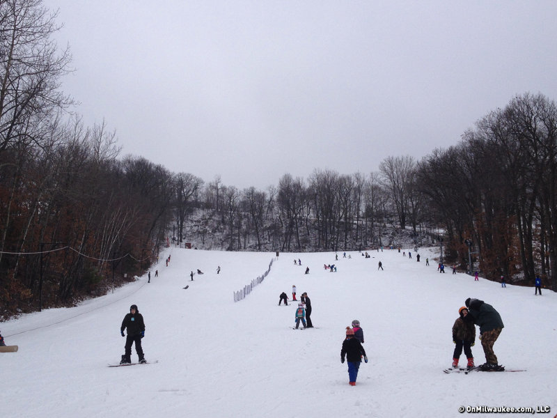 Looking for snow fun? Try Christmas Mountain at the Wisconsin ...