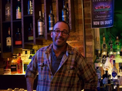 Featured bartender: Tonic Tavern's Chris Zito