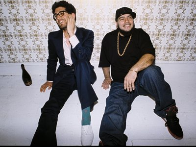 Chromeo goes basic Image
