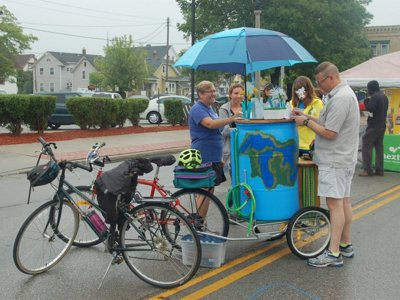 Ciclovia MKE hits the streets for its second celebration