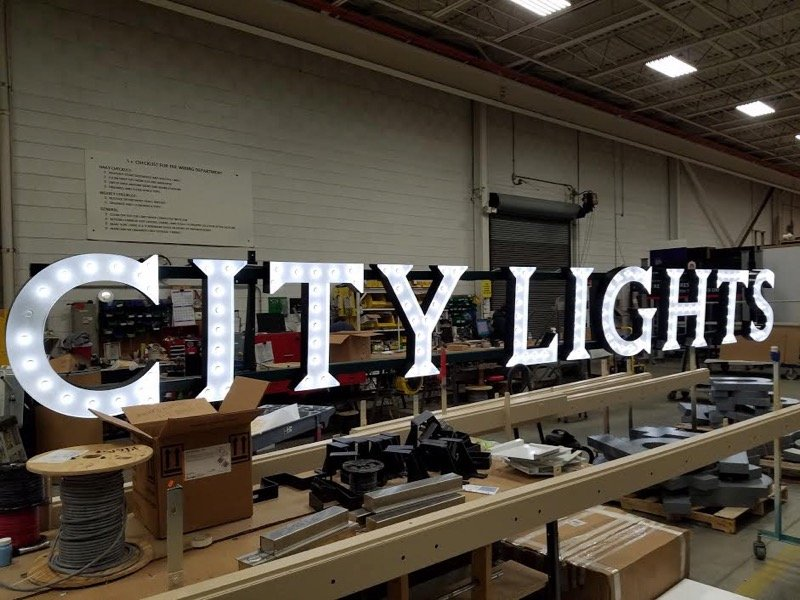 New City Lights Brewing sign will light up the Valley
