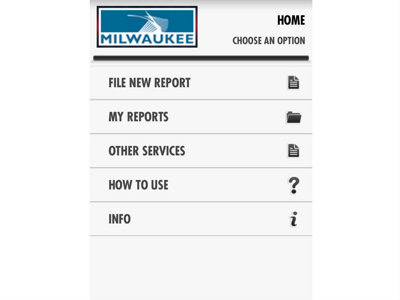 City services app Image