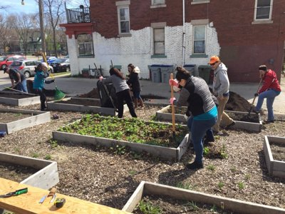Kick-off party and classes planned for Clarke Square Community Garden