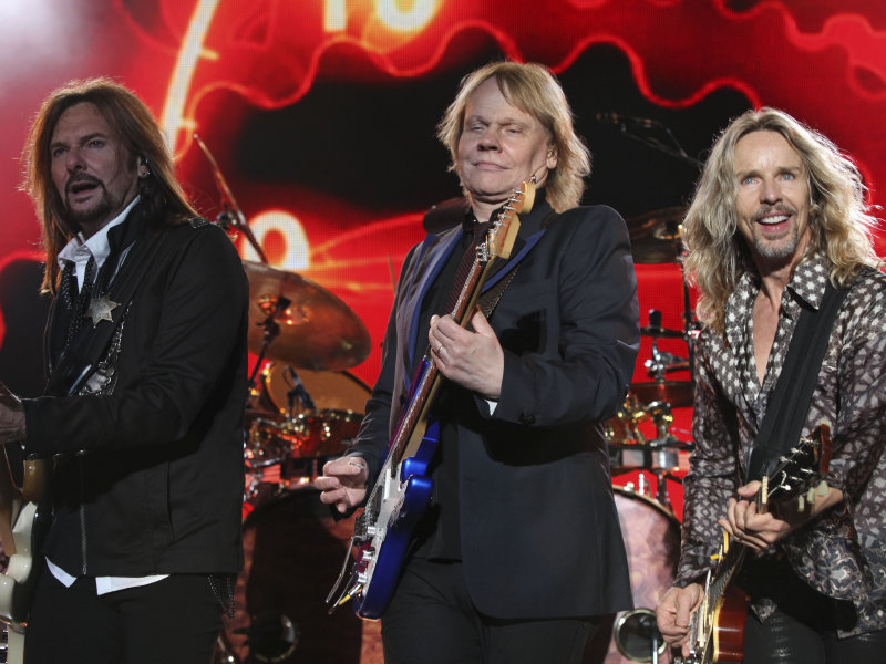 Styx returns Feb. 20-22.