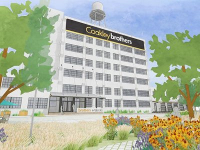Coakley Brothers announces $6 million building renovation