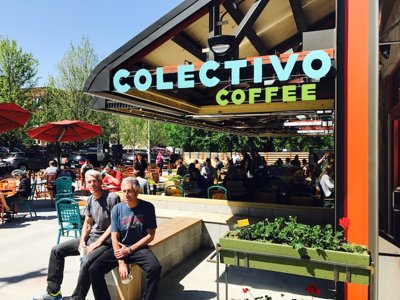 You're welcome, Windy City: Chicago got its first Colectivo today Image