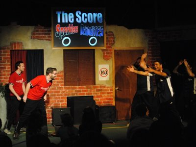 ComedySportz appeals to kidz, too