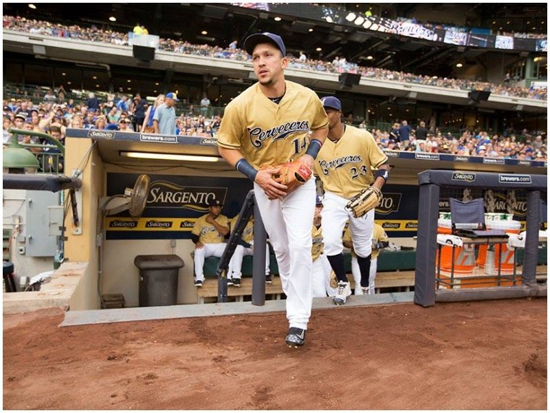 online store 777b6 b40d7 Ticket packages now on sale for Brewers' Cerveceros night ...