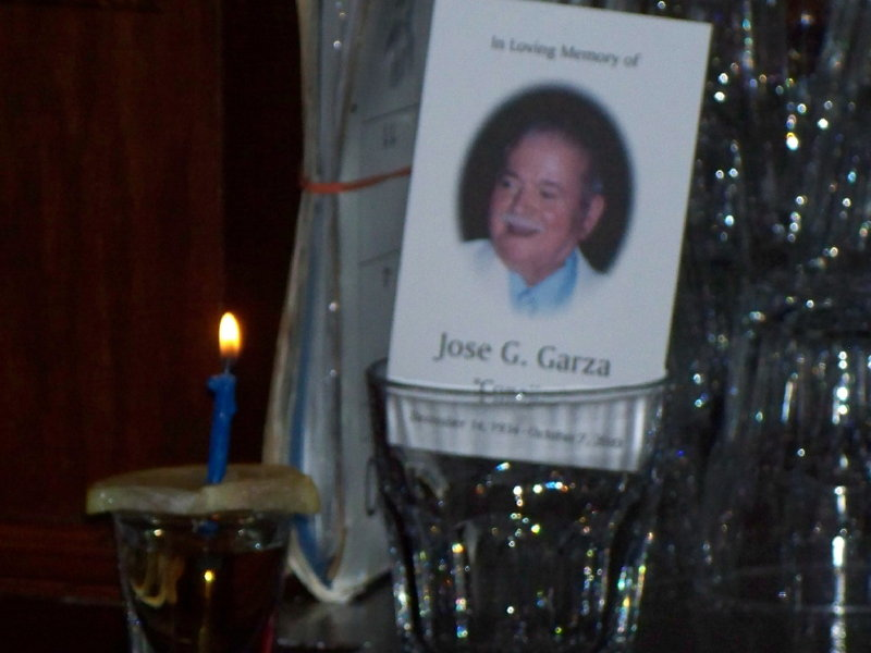 Jose Garza loved talking to people. And drinking good tequila.