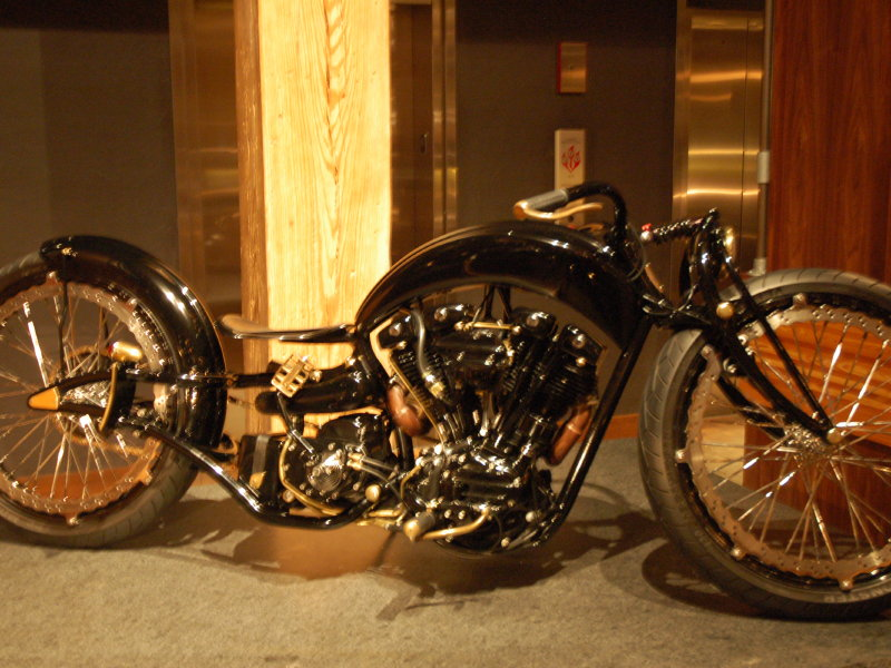 Iron Horse Motorcycles >> Cook customizes traditional motorcycle concepts - OnMilwaukee
