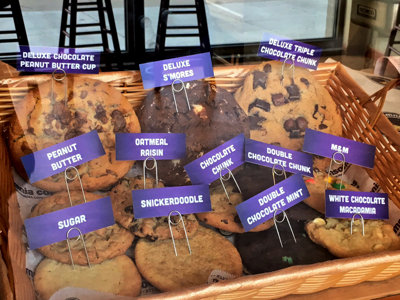 Insomnia Cookies serves up cookies for a cause on June 7