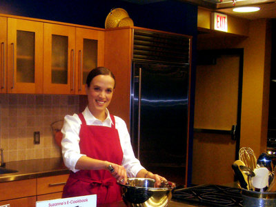 Cooking classes make market an evening destination Image