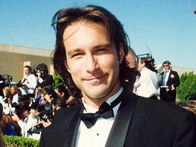 "John Corbett missed out on ""Sex"" but he's eatin' good in the neighborhood."