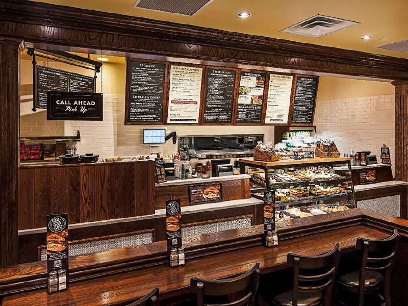 corner bakery cafe opening first wisconsin location at t d c tableware ideas inspo