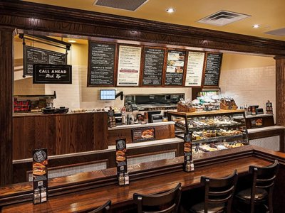 Corner Bakery coming Image