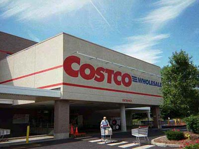 Costco is on the corner of I-43 and Highway 60 in Grafton.