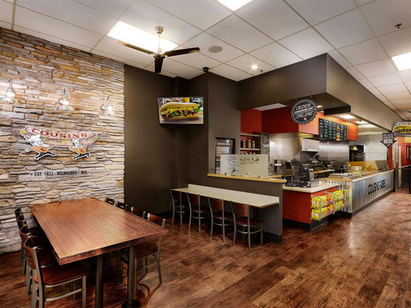 Cousins subs rebrands remodels onmilwaukee