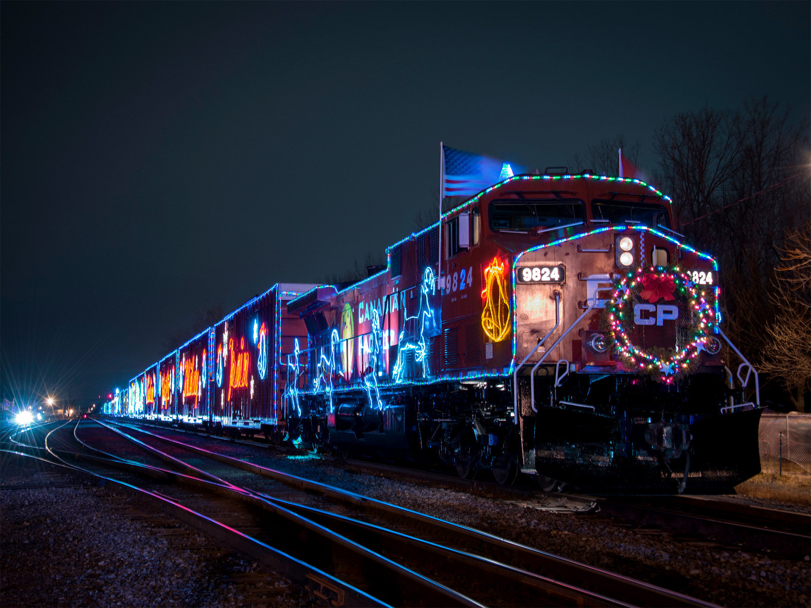 Christmas Train Wisconsin 2021 Cp Rail Holiday Train Visits The Milwaukee Area Monday And Tuesday