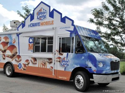 White Castle back at #TheSpot4MKE for En Fuego event