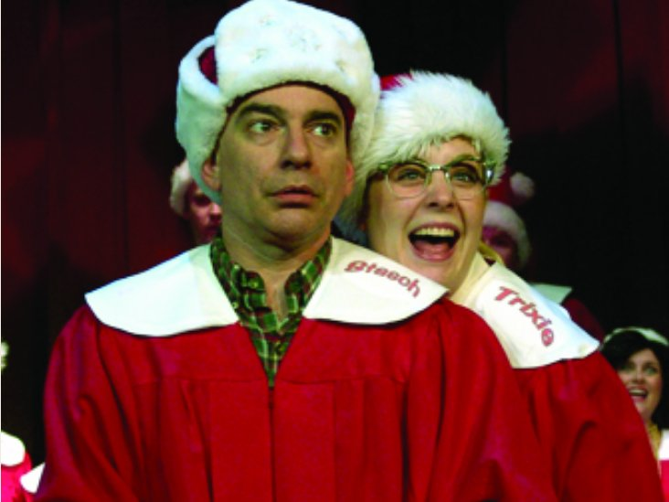 "In Tandem Theatre performs ""A Cudahy Caroler Christmas"" Nov. 30-Jan. 5."