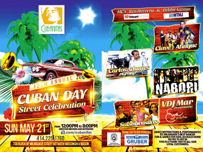 Cubanitas hosts 12th annual Cuban Day Street Fest this weekend