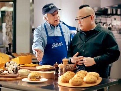 Culver's + chef = ? Image