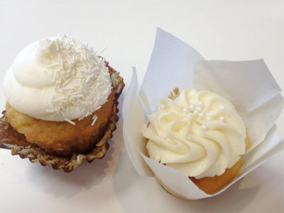 Take the Milwaukee Challenge: Vanilla bean cupcakes