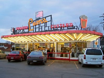 Where's Milwaukee's least expensive scoop of custard?   Image
