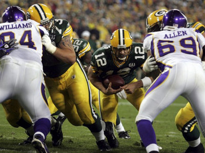 Betting on Rodgers pays off for Packers' brass