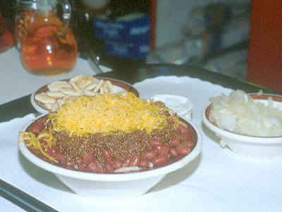 Daily dish: Unlocking the secrets of Real Chili?