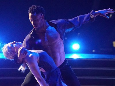 'Dancing with the Stars' recap: A most memorable night Image