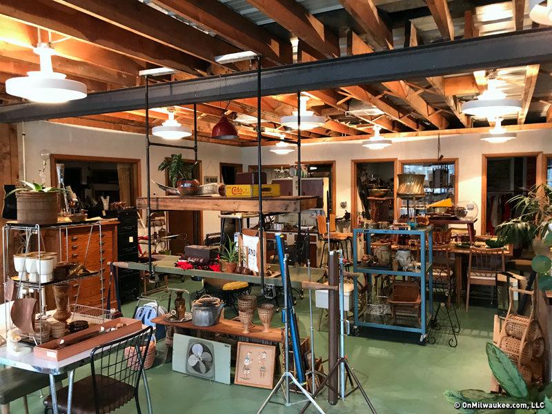 Couple transforms former Vliet Street garage into Dandy