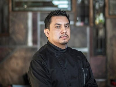 A new chef in town: INdustri Cafe's Dan Morales