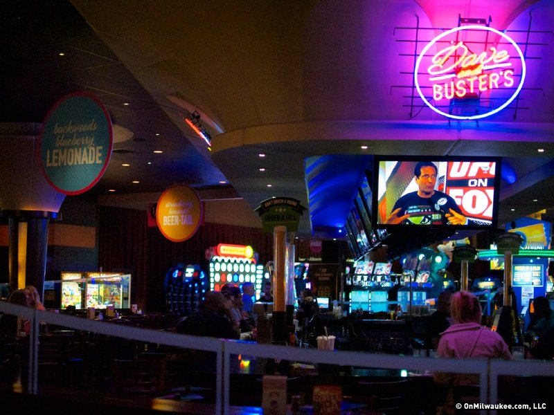 In , Dave & Buster's opened 14 new stores, seven of which were located in malls.
