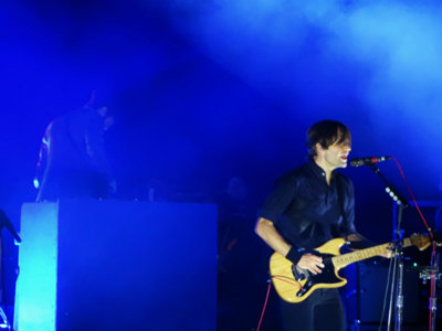 Death Cab For Cutie delivers a thing of beauty at the Big Gig Image