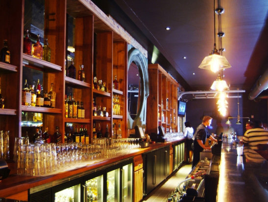 Milwaukee\'s best bar decor, 2011: Branded - OnMilwaukee
