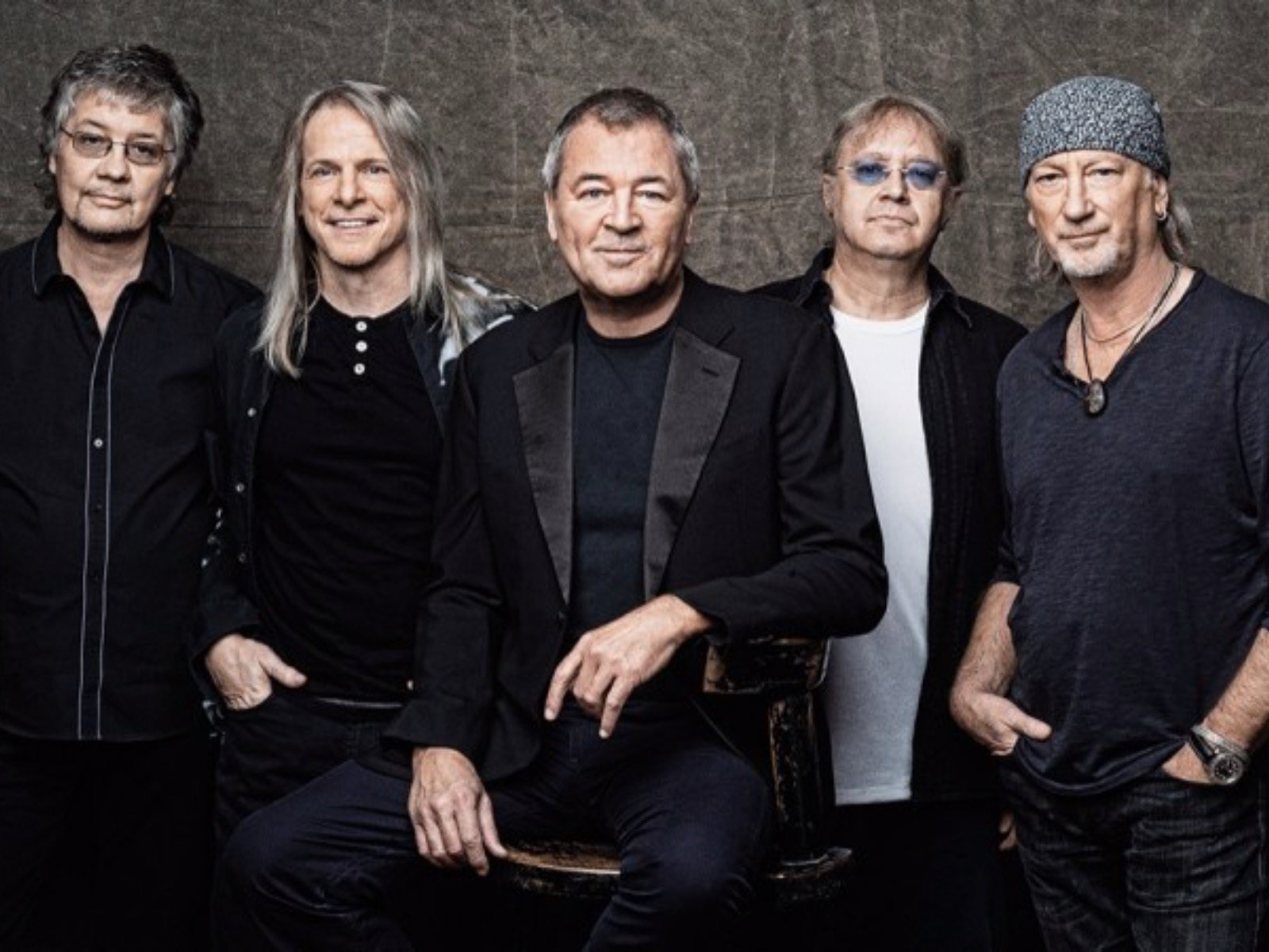 Deep Purple's Roger Glover talks the origins of 'Smoke on the Water' and more