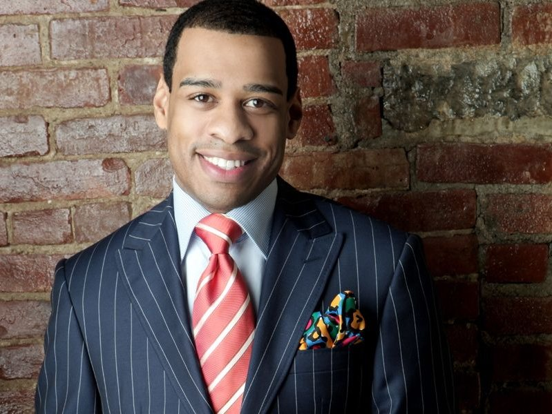 DeMarco Morgan is now an anchor/reporter at New York's WNBC-TV.