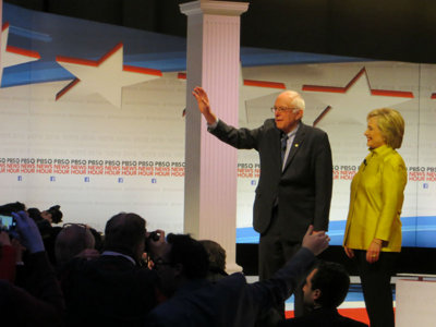 A college student's perspective on last night's Democratic debate Image