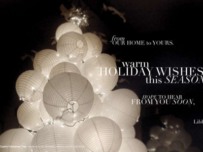 Tidbits on holiday design