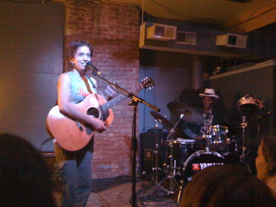 DiFranco brings it to NOLA's Blue Nile