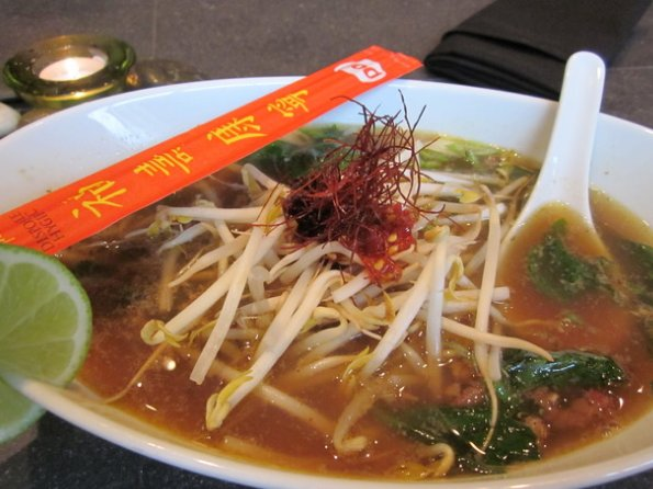 The Monday night pho deal at Hinterland is just one of many dining deals in Milwaukee.