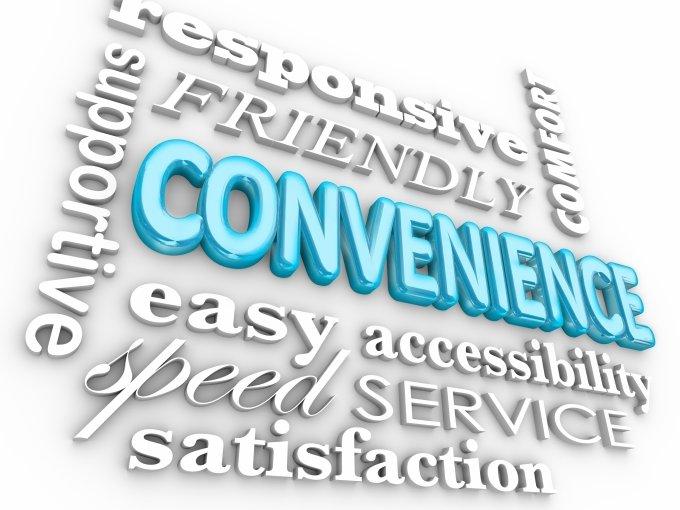 Jeff Sherman S Blogs Take Convenience Off The Menu