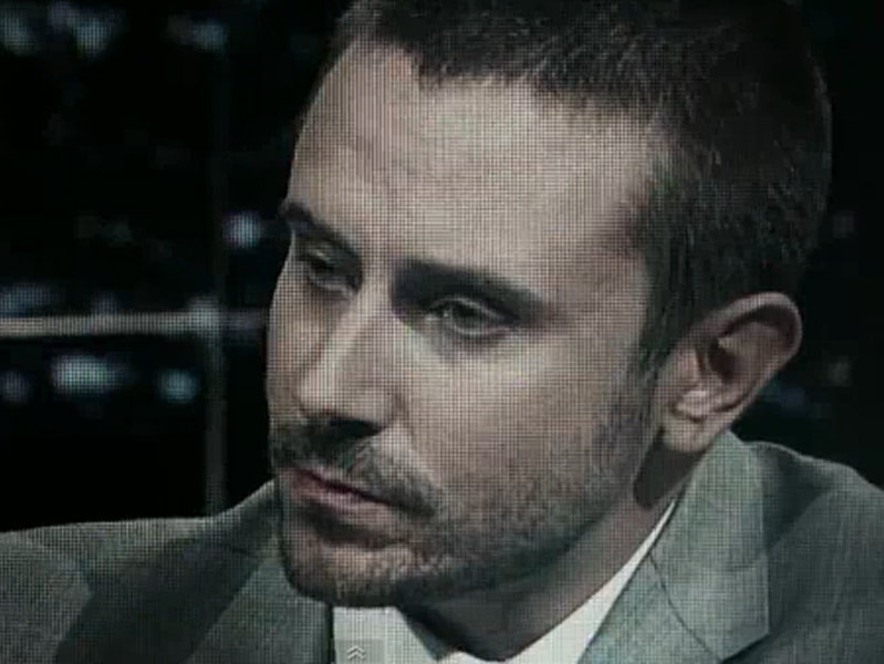 "Jeremy Scahill appeared on Comedy Central's ""Colbert Report"" on Monday night."