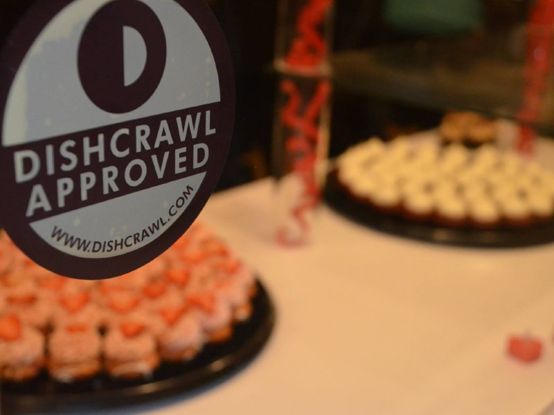 "Milwaukee Cupcake Co. is ""Dishcrawl"" approved."